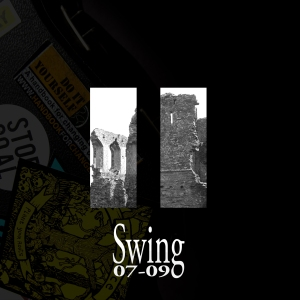 Album sleeve for 'Swing '07-'09'